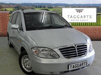 Used Ssangyong Rodius 270 S 5dr Tip Auto