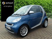 Used Smart Car Fortwo Coupe CDI Passion 2dr Auto