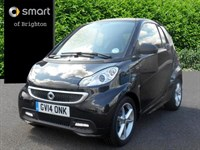 Used Smart Car Fortwo Coupe Edition21 mhd 2dr Softouch Auto