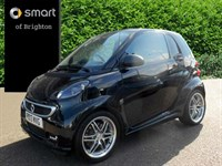 Used Smart Car Fortwo Coupe Brabus Xclusive 2dr Softouch Auto [102]