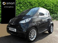 Used Smart Car Fortwo Coupe Passion 2dr Softouch Auto 84 [2010]