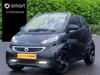Used Smart Car Fortwo Cabrio Grandstyle mhd 2dr Softouch Auto