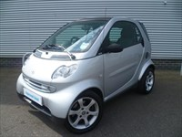 Used Smart Car Fortwo Coupe Pulse 2dr Auto