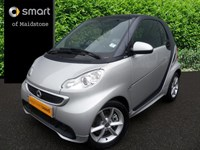 Used Smart Car Fortwo Coupe CDI Pulse 2dr Softouch Auto [2010]