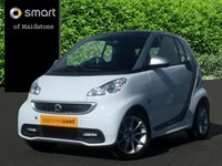 Used Smart Car Fortwo Coupe Passion mhd 2dr Softouch Auto [2010]