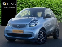 Used Smart Car Fortwo Coupe Prime Premium 2dr Auto