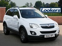 Used Vauxhall Antara CDTi Diamond 5dr [2WD] [Start Stop]