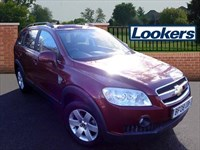 Used Chevrolet Captiva VCDi LT 5dr [7 Seats]