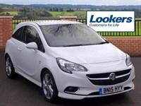 Used Vauxhall Corsa 1.3 CDTI ecoFLEX SRi Vx-line 3dr