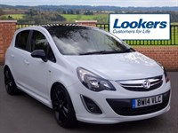Used Vauxhall Corsa 1.3 CDTi ecoFLEX Limited Edition 5dr