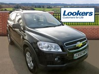 Used Chevrolet Captiva VCDi LT 5dr [7 Seats] [2010.5]