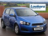 Used Chevrolet Aveo 1.3 VCDi 95 LT Eco 5dr
