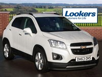 Used Chevrolet Trax VCDi LT 5dr AWD