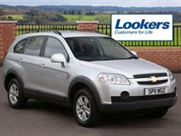 Used Chevrolet Captiva VCDi LS 5dr FWD
