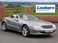 Used Mercedes SL350 SL CLASS 2dr Tip Auto