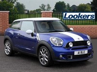 Used MINI Paceman Cooper S ALL4 3dr