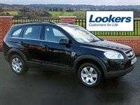 Used Chevrolet Captiva VCDi LT 5dr Auto [7 Seats] [2010.5]