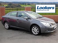 Used Toyota Avensis D-CAT TR Nav 4dr [150] Auto