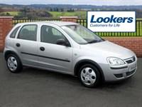 Used Vauxhall Corsa 1.0i 12V Life 5dr Easytronic