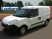 Used Vauxhall Combo 2300 1.3 CDTI 16V ecoFLEX H1 Van