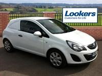 Used Vauxhall Corsa 1.3 CDTi 16V 95ps ecoFLEX Van [Start/Stop]