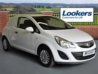 Used Vauxhall Corsa Van 1.3 CDTi 16V Van