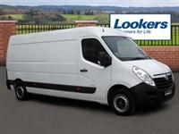 Used Vauxhall Movano CDTI H2 Van 125ps