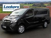 Used Vauxhall Vivaro 2700 CDTI BiTurbo 120PS ecoFLEX H1 Van