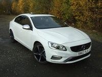 Used Volvo S60 D4 [163] R DESIGN 4dr