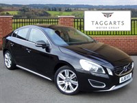 Used Volvo S60 DRIVe [115] SE Lux 4dr
