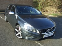 Used Volvo V60 D2 [115] R DESIGN 5dr