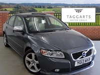 Used Volvo S40 D2 [115] R DESIGN Edition 4dr