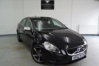 Used Volvo S60 D2 [115] R DESIGN 4dr