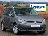 Used VW Touran TDI 105 BlueMotion Tech SE 5dr