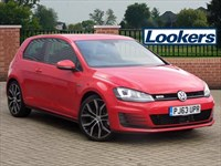 Used VW Golf TDI GTD 3dr DSG