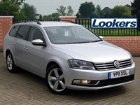 Used VW Passat TDI Bluemotion Tech SE 5dr