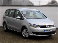 Used VW Sharan TDI CR BlueMotion Tech 140 S 5dr