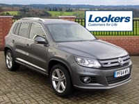 Used VW Tiguan TDi BlueMotion Tech R Line 177 5dr DSG