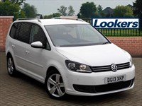 Used VW Touran TDI 105 SE 5dr DSG
