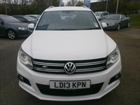 Used VW Tiguan TDi BlueMotion Tech R Line 5dr DSG
