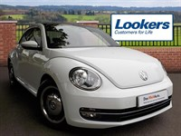 Used VW Beetle TDI 110 BlueMotion Tech Design 3dr