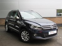 Used VW Tiguan TDi BlueMotion Tech Match 5dr