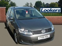 Used VW Sharan TDI CR BlueMotion Tech 140 S 5dr DSG