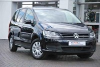Used VW Sharan TDI CR BlueMotion Tech 140 SE 5dr DSG