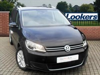 Used VW Touran TDI 105 BlueMotion Tech SE 5dr DSG