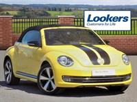 Used VW Beetle TDI Sport 2dr