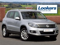 Used VW Tiguan TDi BlueMotion Tech SE 5dr