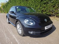 Used VW Beetle TDi BlueMotion Tech Design 3dr DSG