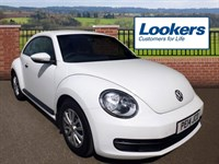 Used VW Beetle TDi BlueMotion Tech 3dr
