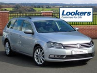 Used VW Passat TDI Bluemotion Tech Executive 5dr